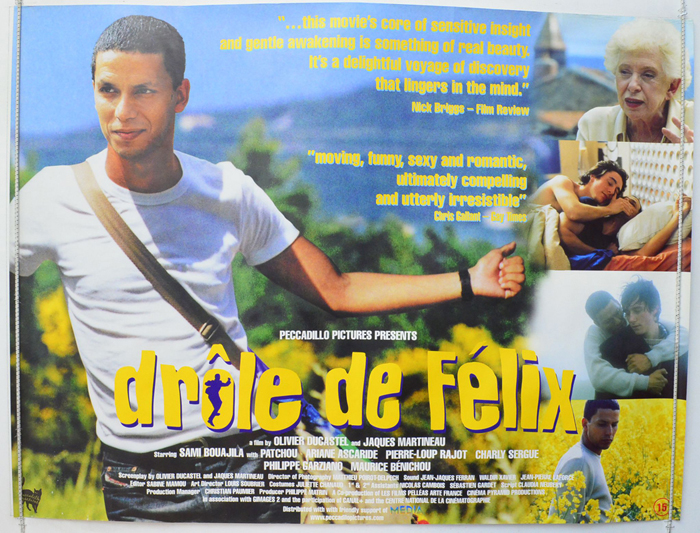 Drole De Felix <p><i> (a.k.a The Adventures of Felix) </i></p>