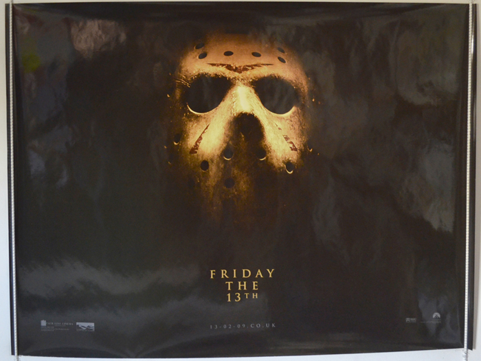 Friday The 13th <p><i> (Teaser / Advance Version) </i></p>