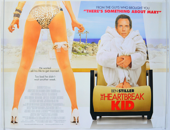 Heartbreak Kid (The) - Original Cinema Movie Poster From ...