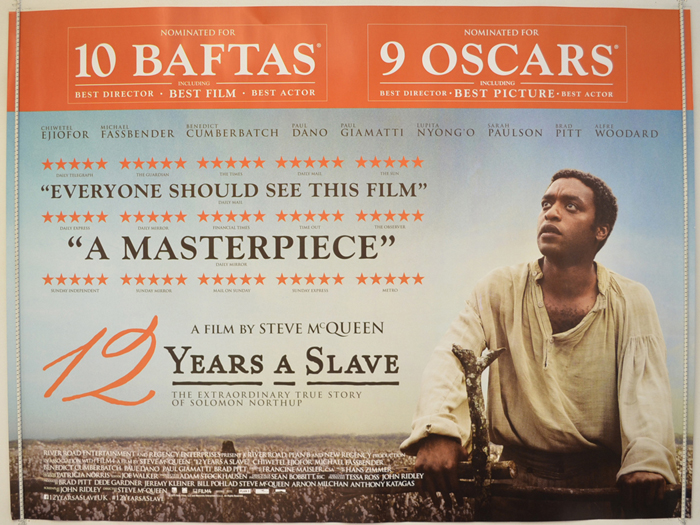 12 Years A Slave <p><i> (Awards Version) </i></p>