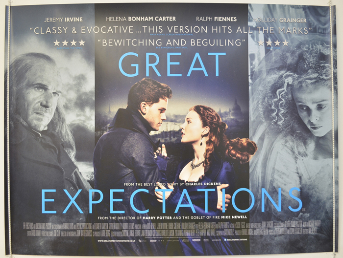 Great Expectations - Original Cinema Movie Poster From pastposters ...