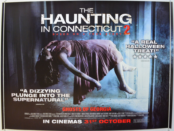 Haunting In Connecticut 2 : Ghosts Of Georgia