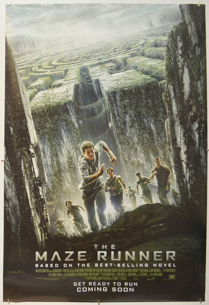 Maze Runner (The)  <p><i> (International One Sheet Campaign B)  </i></p>