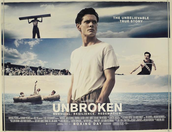 Title: Unbroken