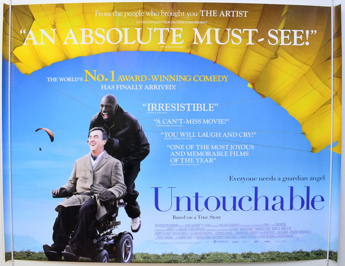Untouchable <p><i> (a.k.a. Intouchables) </i></P> - Original ...