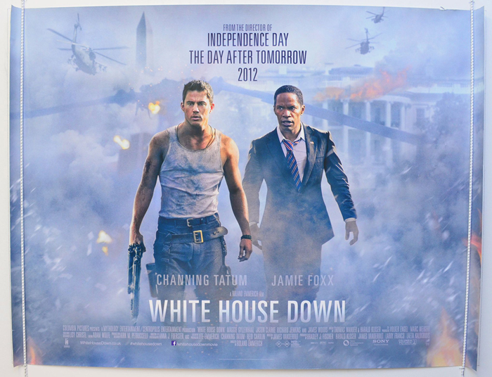White House Down - Original Cinema Movie Poster From pastposters ...