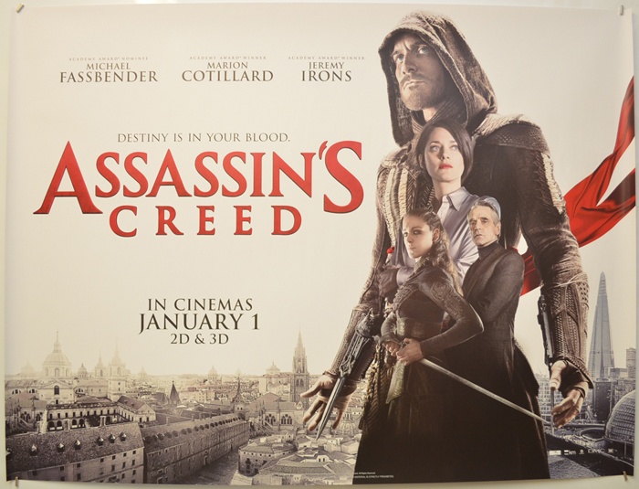 Assassin's Creed <p><i> (Teaser / Advance Version) </i></p>