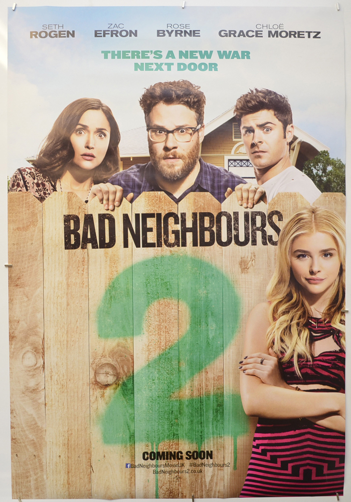 Bad Neighbours 2 <p><i> (Teaser / Advance Version) </i></p>