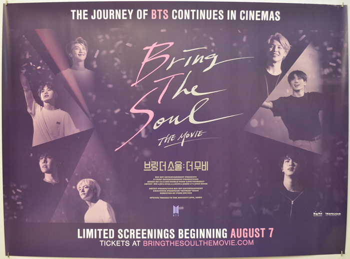 BTS Bring The Soul: The Movie