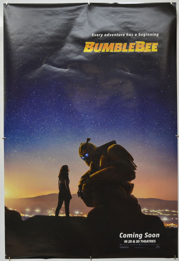 Bumblebee <p><i> (Teaser / Advance Version) </i></p>