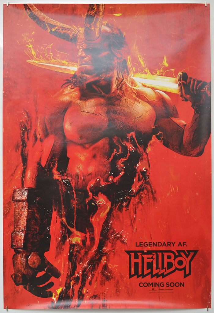 Hellboy <p><i> (Teaser / Advance Version) </i></p>