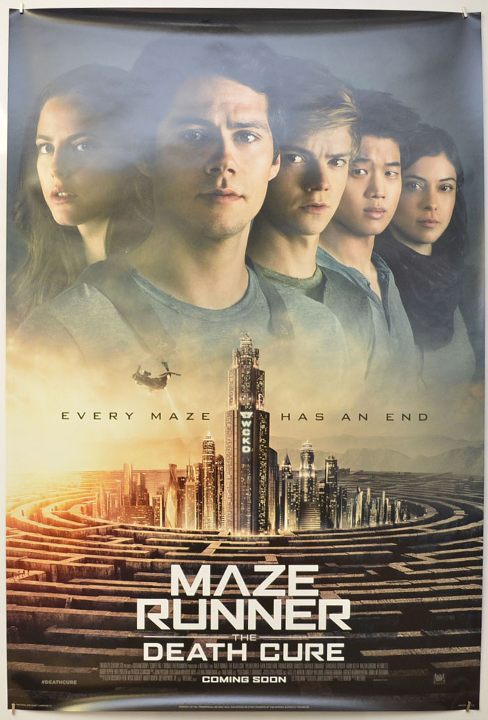 Maze Runner: The Death Cure <i><p> (Teaser / Advance Version) </i></p>