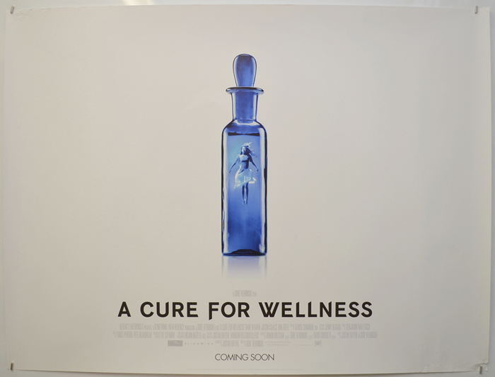 A Cure For Wellness <p><i> (Teaser / Advance Version) </i></p>