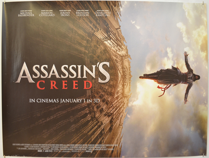Assassin's Creed <p><i> (Teaser / Advance Version 2) </i></p>