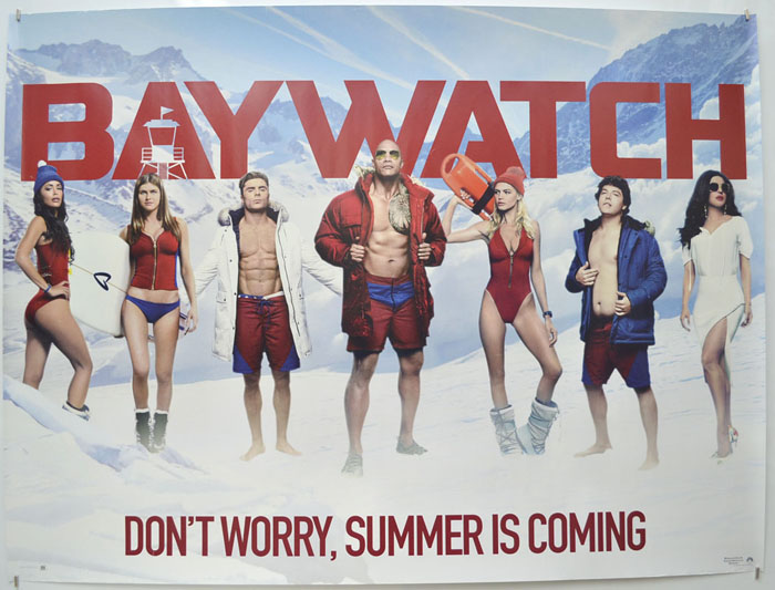 Baywatch <p><i> (Teaser / Advance Version) </i></p>