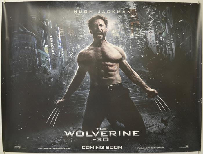 Wolverine (The) <p><i> (Teaser / Advance Version) </i></p ...