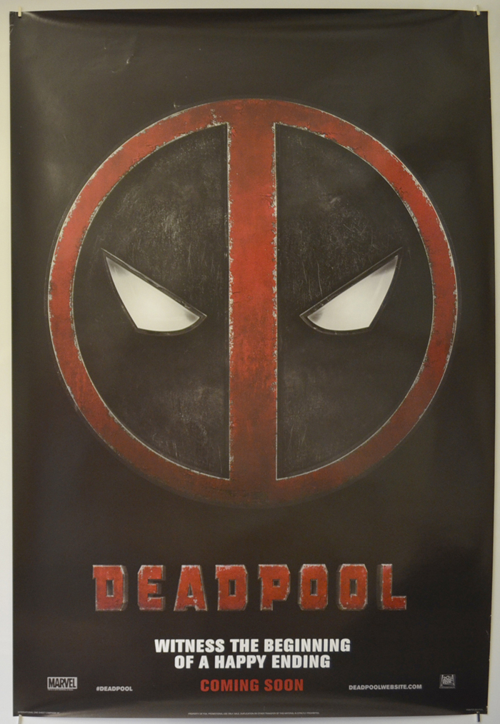 Deadpool <p><i> (Teaser / Advance Version) </i></p>