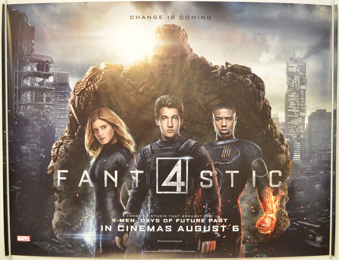 Fantastic Four <p><i> (Teaser / Advance Version) </i></p>