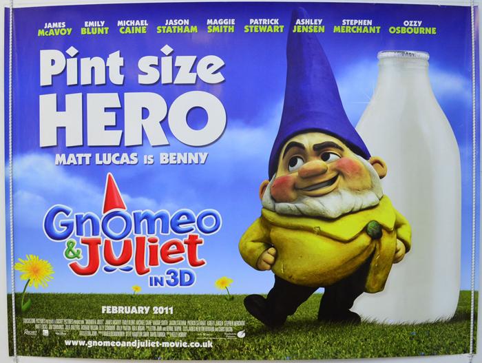 gnomeo and juliet p i benny version i p original cinema