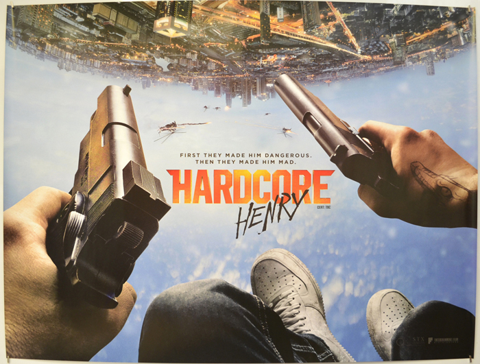 Hardcore Henry <p><i> (Teaser / Advance Version) </i></p>