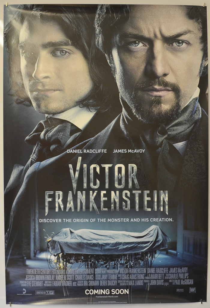 Victor Frankenstein <p><i> (Teaser / Advance Version) </i></p>