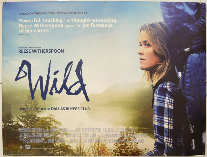 Wild - Original Cinema Movie Poster From pastposters.com British Quad  Posters and US 1-Sheet Posters