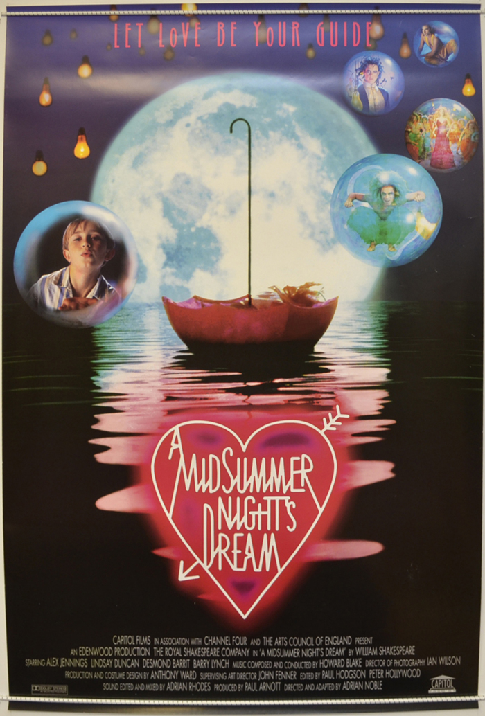 A Midsummer Night's Dream <p><i> (The Royal Shakespeare Company) </i></p>