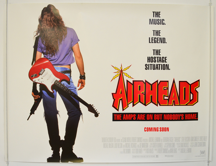 Airheads <p><i> (Teaser / Advance Version) </i></p>