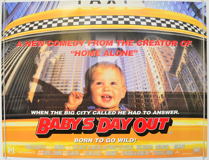 Baby's Day Out <p><i> (Teaser / Advance Version) </i></p>