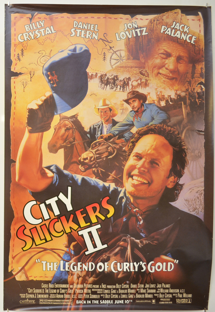 City Slickers II