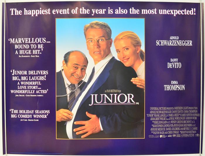 Junior <p><i> (Reviews Version) </i></p> - Original Cinema Movie ...