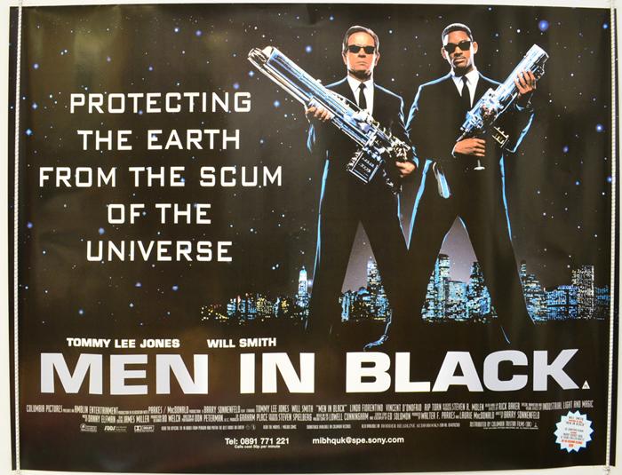Image result for men in black poster