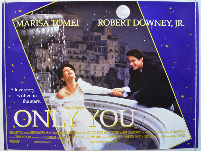 Only You - Original Cinema Movie Poster From pastposters.com ...