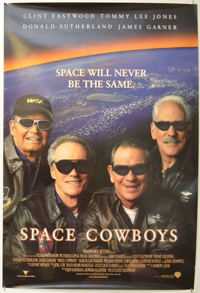 space cowboys full movie