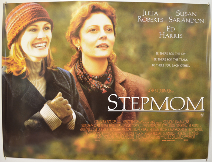 Stepmom - Original Cinema Movie Poster From pastposters.com ...