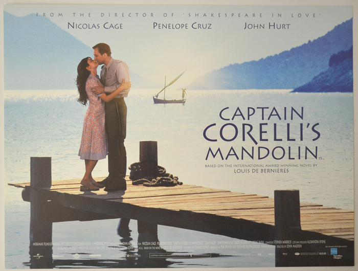 Captain Corellis' Mandolin