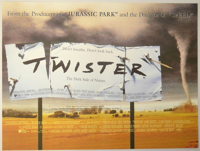 Twister <p><i> (Version 3) </i></p>