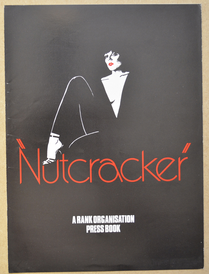 Nutcracker <p><i> Original 6 Page Cinema Exhibitors Campaign Press Book </i></p>
