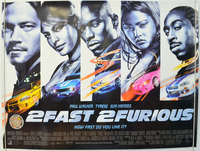 2 Fast Furious