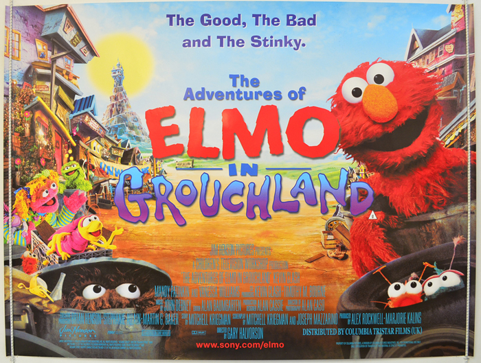 Adventures Of Elmo In Grouchland (The)