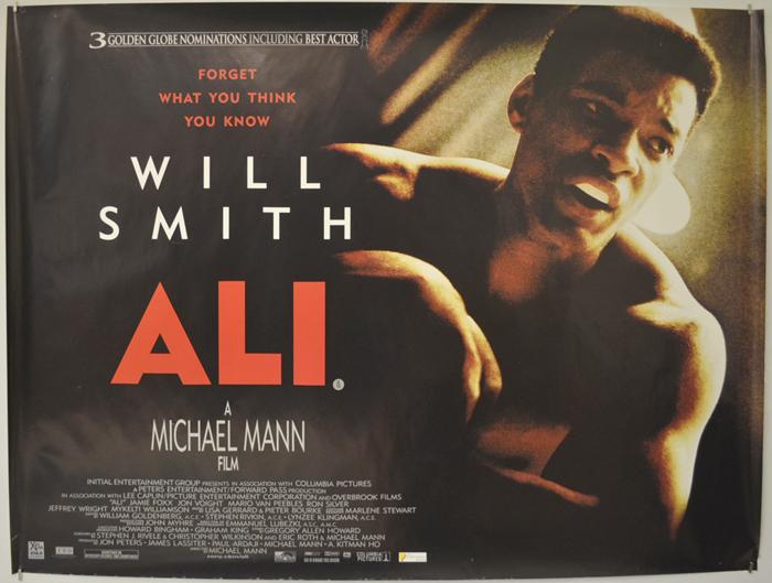 Ali - Original Cinema Movie Poster From pastposters.com British ...