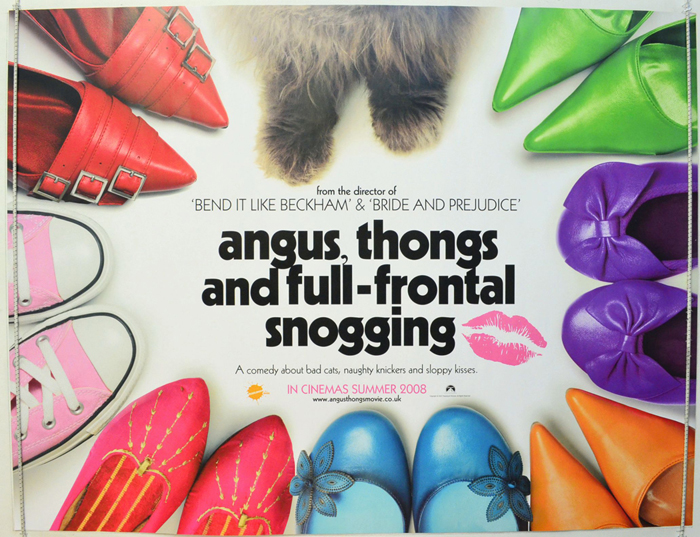 Angus, Thongs And Full-Frontal Snogging <p><i> (Teaser / Advance Version) </i></p>