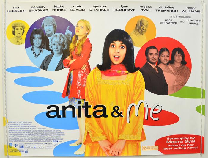Anita And Me - Original Cinema Movie Poster From pastposters.com ...