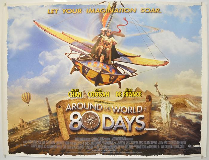 Around The World In Eighty Days Movie