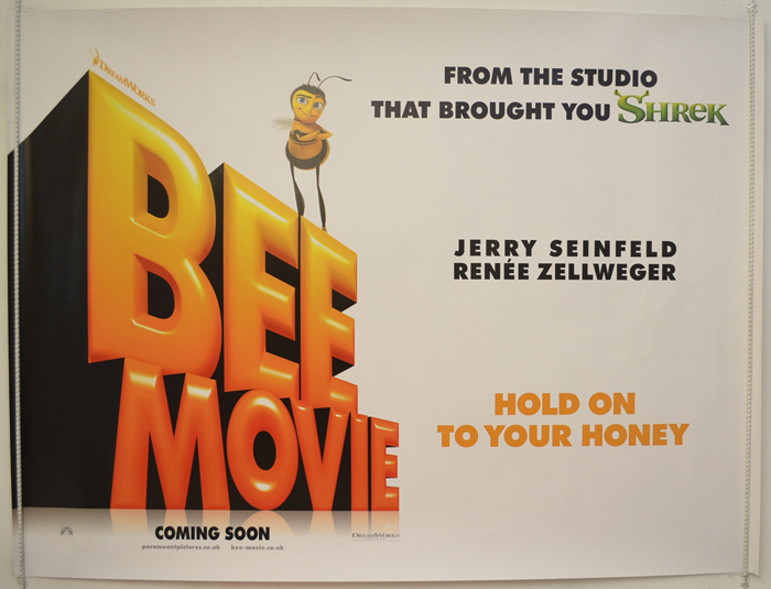 Bee Movie <p><i> (Teaser / Advance Version 2) </i></p>