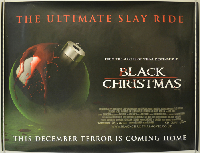 black christmas view larger image - Black Christmas Movie