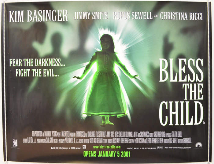 Bless The Child Original Cinema Movie Poster From Pastposters Com