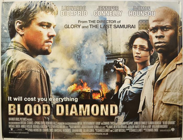 Blood Diamond - Original Cinema Movie Poster From pastposters.com ...