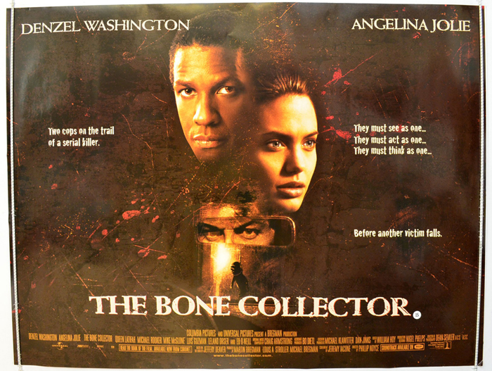 Bone Collector (The) - Original Cinema Movie Poster From ...