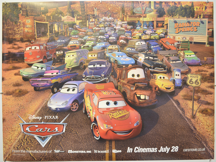 Cars P I Teaser Advance Version I P Original Cinema